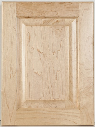 Maple Square Raised Panel