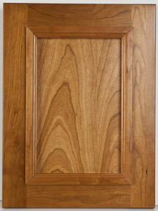Cherry Flat Panel Applied Moldings-Natural