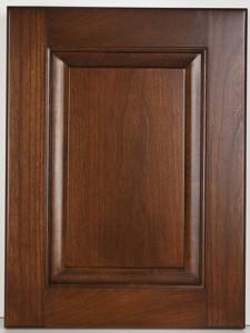 Cherry Raised Panel with Kushner stain