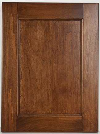 "Alder Flat Panel with ""Palk-Decker"" stain"