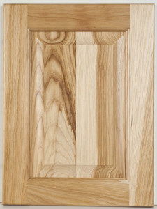 Hickory Raised Panel Natural