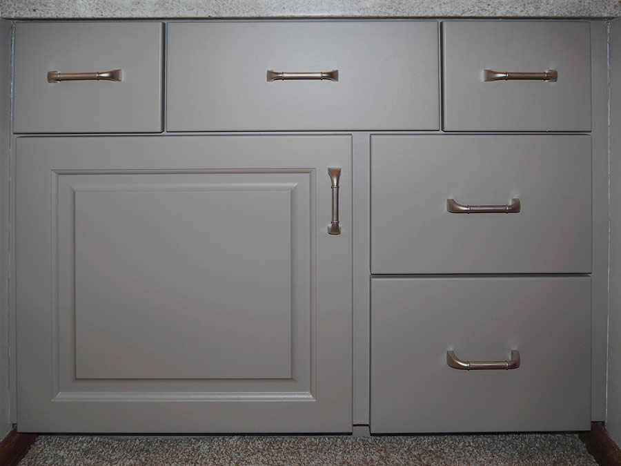 jewel cabinet refacing 26 Gray Vanity web