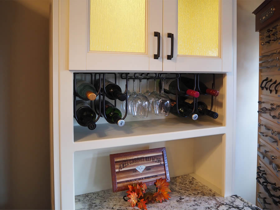 jewel cabinet refacing 69 Wine Rack2 web
