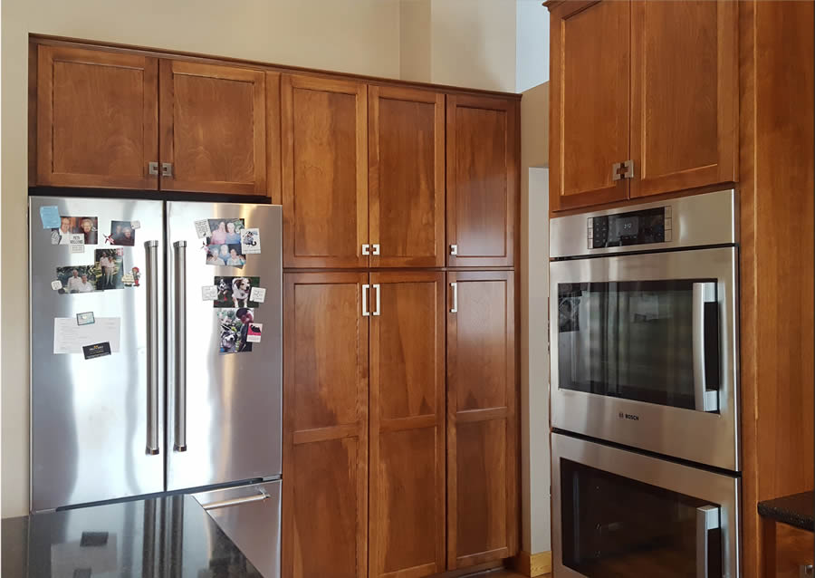 jewel cabinet refacing 72 Above Fridge, Extend Cabs After web