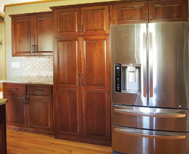 cabinet refacing after at jewel cabinet refacing of minnesota 2