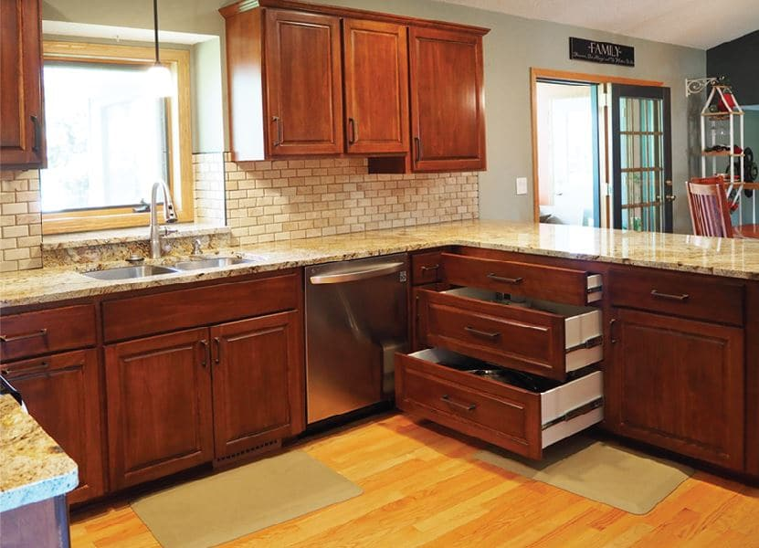 cabinet refacing after at jewel cabinet refacing of minnesota 3