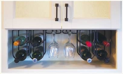 cabinet refacing at jewel cabinet refacing of minnesota wine rack