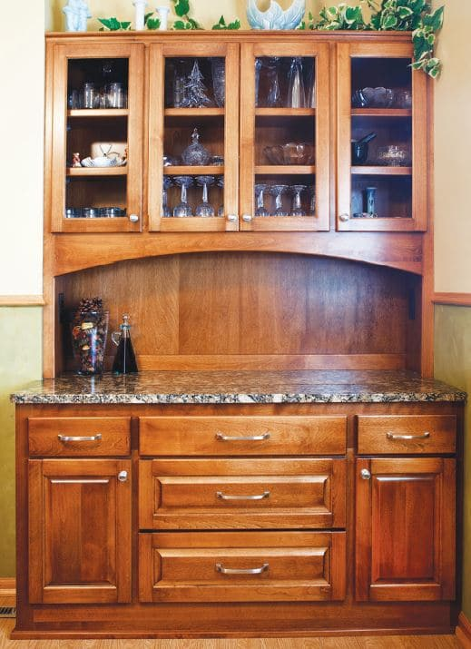 jewel cabinet refacing custom cabinet